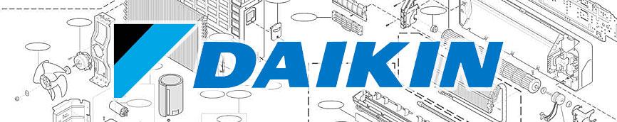 Поставка оригинальных запчастей для систем кондиционирования и холодильных машин с заводов Daikin.